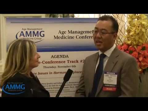 Edwin Lee, MD FACE: Endocrine Disruptors and Future of Peptide Therapy