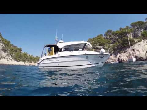 PARKER 660 WEEKEND - Cruising in the Mediterranean