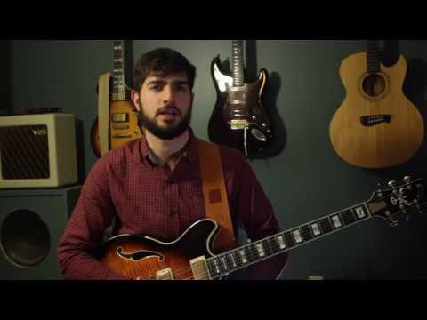 Joe Badalamente Guitar Lesson Promo Video