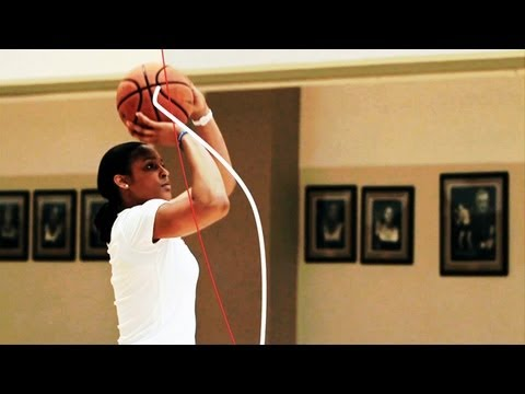 Maya Moore Teaches the Perfect Shot