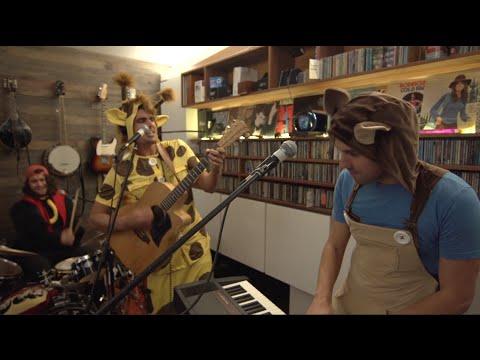 Shake It Like A Jellyfish - Zoo Boyz Rehearsal (live)