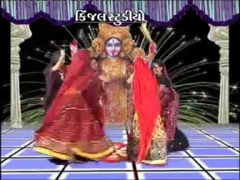 gujarati mahakali garba songs - he pavaghadh maa rathda  - album :  mahakalima ni chundadi