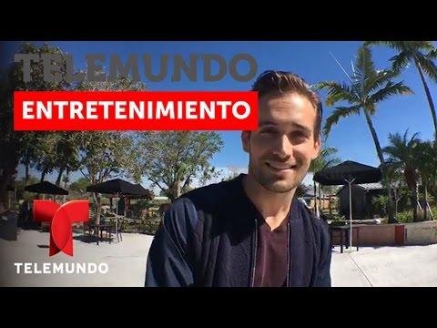 EN VIVO: Mauricio Henao de paseo en el zoológico (Miami zoo)