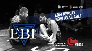 EBI 4 Available for replay! Limited time only!