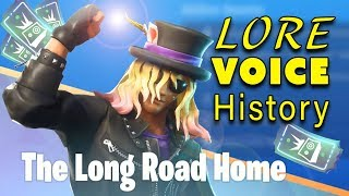 Fortnite | The Long Road Home | All Rewards | Voice Acting | History | Event and Quest Completion