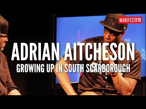 Adrian Aitcheson  Growing up in South Scarborough