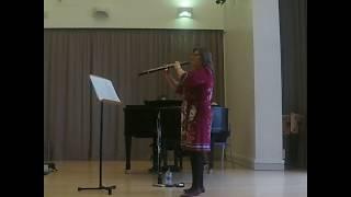 Britten - Pan from 6 Metamorphoses after Ovid. Performed by Rachel Broadbent