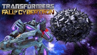 Transformers Fall of Cybertron Megatron Back to War (PC Gameplay)