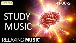 Study Music - Peaceful Studying Music for Concentration And Memory, Final Exam Study Time