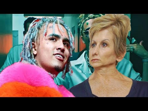 Mom REACTS to Lil Pump - Drug Addicts (Official Music Video)