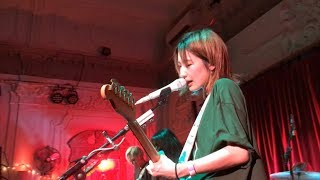 "tricot ""SUKIMA - YOSOIKI"" live at Bush Hall, London 25.8.2017"