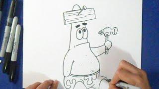 как рисовать Патрик Стар(Рисование Патрик Стар Музыка (Audiomicro.com) Bird Music., 2014-11-22T08:26:07.000Z)