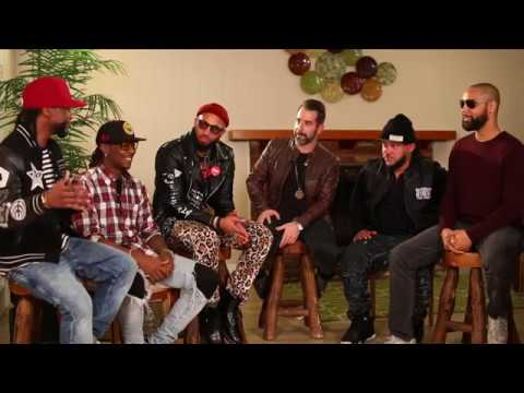 Interview with G-Dragon & Big Bang band | The Band Six | Jammcard Exclusive