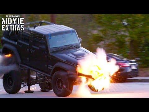 MILE 22   Behind the Scenes of Stunts Featurette