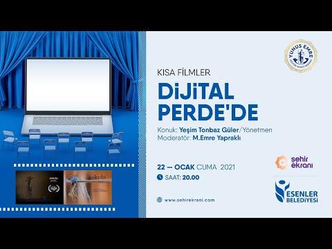 Dijital Perde | Film: Askıda - Konuk: Yeşim Tonbaz Güler (Canlı Yayın)