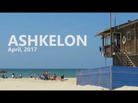 Week 3: Visiting Ashkelon