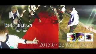 Blu-BiLLioN 2nd Full Album「GENESIS」Spot