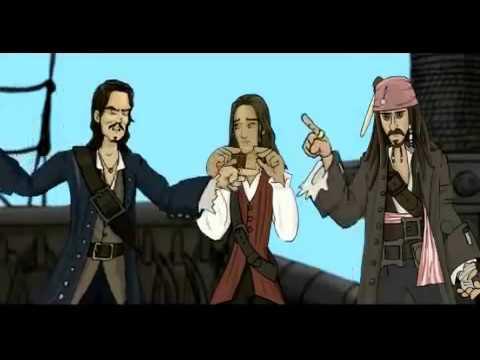 Jak měli skončit Piráti z Karibiku: Truhla mrtvého muže