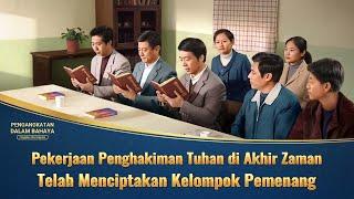 Film Pendek Rohani - Klip Film PENGANGKATAN DALAM BAHAYA(4)