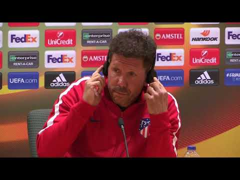 Diego Simeone: I am not interested in replacing Arsene Wenger at Arsenal