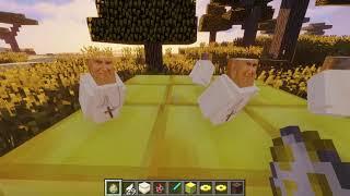 Papież Zawadiaka Minecraft Mod