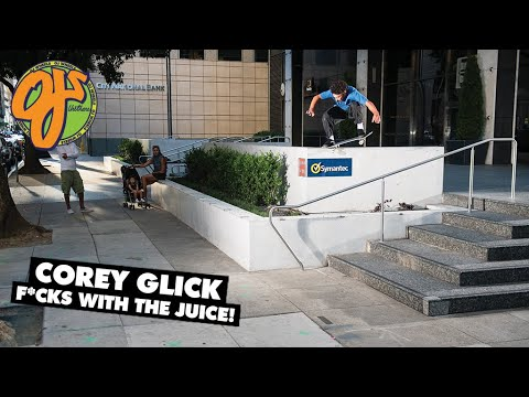 Crook Battles and Cruisin' LBC - Welcome to the Crew Corey Glick