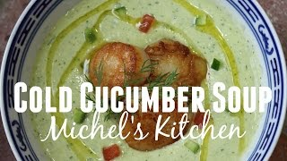 Homemade Cold Cucumber Soup - Show 35