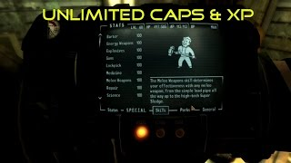 Unlimited XP/Caps Glitch | Fallout New Vegas (All Consoles and PC)