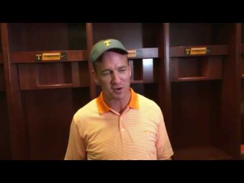 Peyton Manning discusses how he