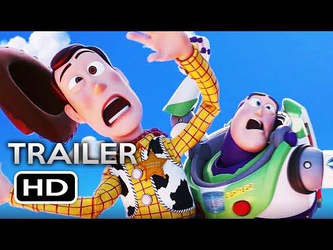 TOY STORY 4   2019 Tom Hanks, Tim Allen Disney Pixar Animated Movie HD