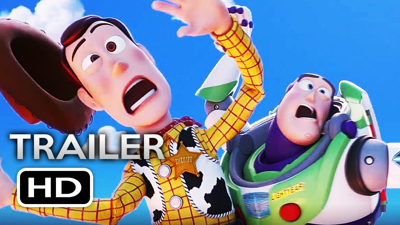 51f42fe64b46 TOY STORY 4 Official Trailer (2019) Tom Hanks