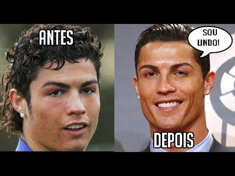 Cristiano Ronaldo Y Los Deportistas Antes De La Fama Rpp