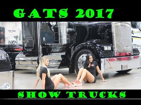 Great American Truck Show 2017(Show Trucks) Day 2