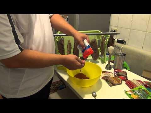 Бастурма. Часть 2. Приготовление обмазки.