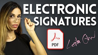 FREE Options to Sİgn PDF | Make an Electronic Signature
