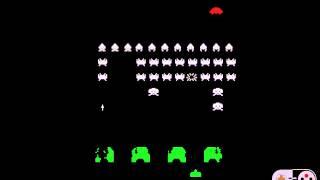 (Gameplay+Descarga) Space Invaders - ORIGINAL 1978 [Arcade]