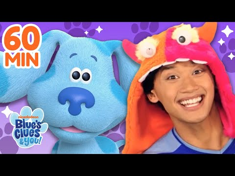 Josh & Blue's Vlogs Ep 11-20! Compilation | Blue's Clues & You!