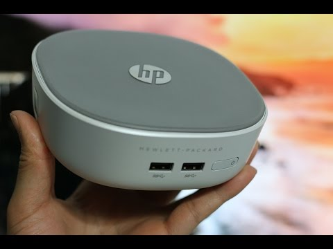 HP Pavilion Mini Desktop Review $319 Windows 8.1 PC Minecraft