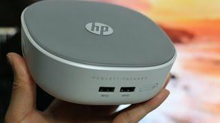 HP Pavilion Mini Desktop Review $319 Windows 8.1 PC Minecraft