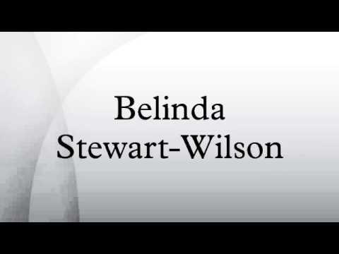 Belinda StewartWilson