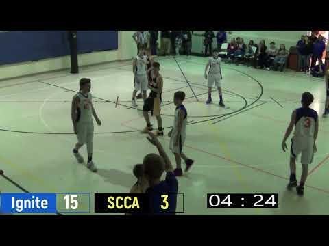 Ignite VS South Charleston Christian Academy