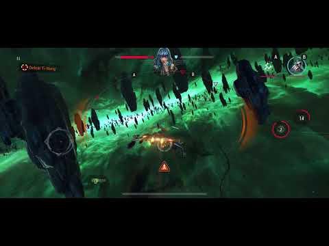 Galaxy On Fire 3: Ti-Nung, Final Boss