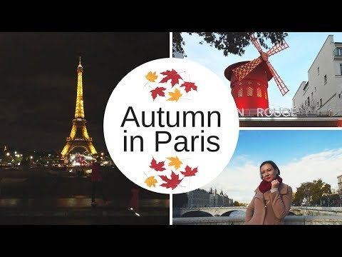TRAVEL DIARY: AUTUMN IN PARIS | Dragonfly's Heart