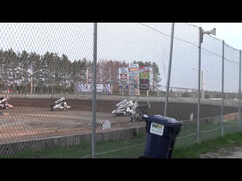 North Central Speedway Sprint Challenge (May 17th, 2014)