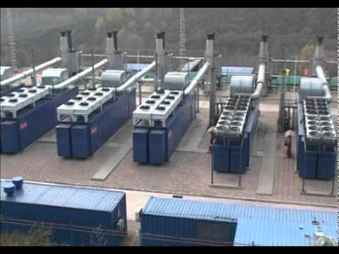 Sindicatum China Coal Mine Methane and VAM Projects, December 2010