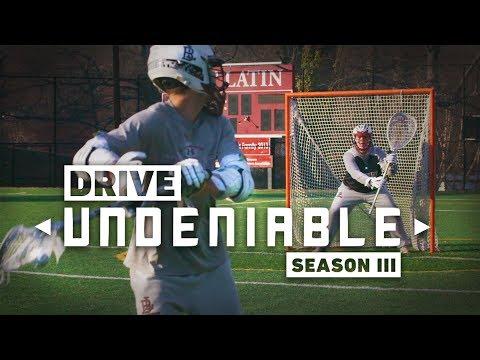 Boys' Latin Lacrosse All Access   Drive: Undeniable