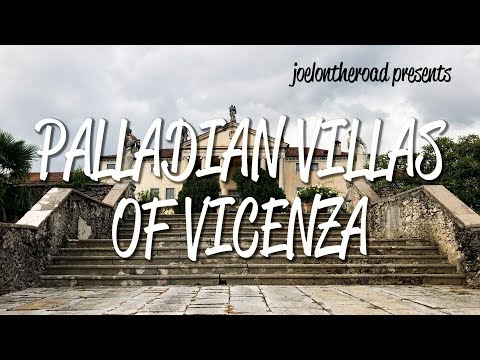 Palladian Villas of Vicenza - UNESCO World Heritage Site