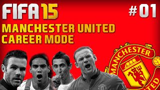 One of FootyManagerTV's most viewed videos: FIFA 15 Career Mode - Manchester United #1 - Building The Next Generation (FIFA 15 Gameplay)