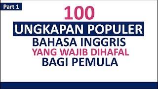 Download lagu 100 Kalimat Populer Bahasa Inggris yang Wajib dihafal Bagi Pemula #1