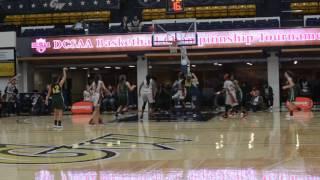 dcsaa girls basketball championship st johns 63 georgetown visitation 51 8